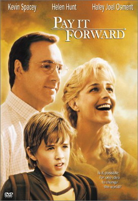 Заплати другому / Pay It Forward (2000) DVDRip Rus