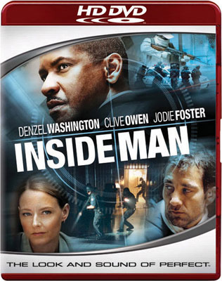Не пойман – не вор / Inside Man (2006) BDRip Rus