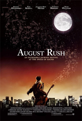 Aвгуст Раш / August Rush (2007) DVDRip Rus
