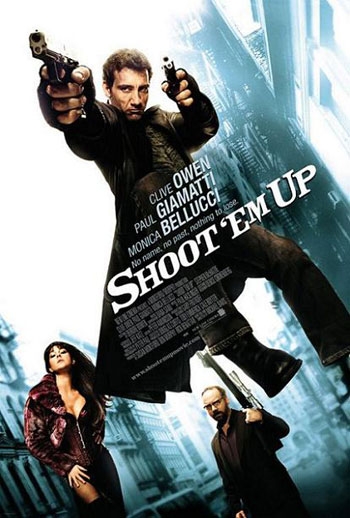Пристрели их / Shoot them Up (2007) DVDRip Rus