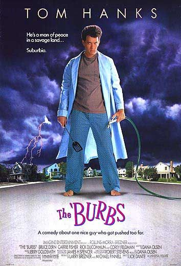 Предместье / The burbs (1989) DVDRip Rus