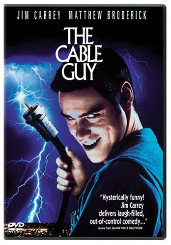 Кабельщик / The Cable Guy (1998) DVDRip Rus
