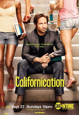 Блудливая Калифорния / Californication | Season 3 | HDTVRip | Rus
