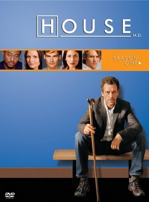 Доктор Хаус / House M.D. | Season 1 Full | DVDRip | Rus