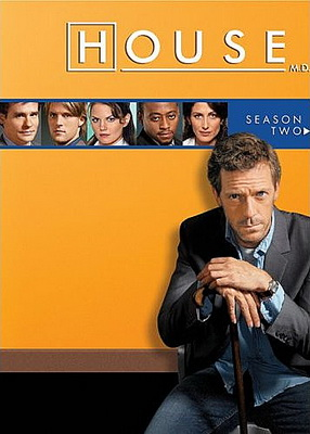 Доктор Хаус / House M.D. | Season 2 Full | HDTVRip | Rus