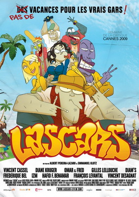 Чудаки / Lascars (2009) DVDRip Rus